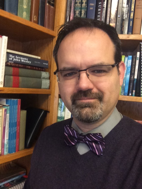 Jared Ingle, Faculty, Christian Ministry, Counseling