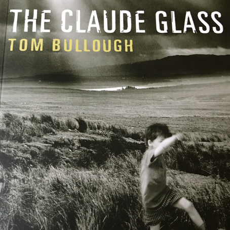 Book review: The Claude glass by Tom Bullough