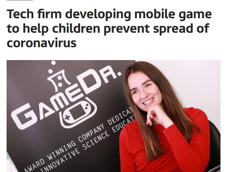 Game Doctor secures Innovate UK funding for COVID-19 game