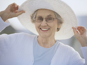 Nespavosť u seniorov: niektorí seniori majú menej kvalitný spánok.