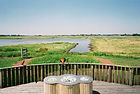 Ontwerp Jack van Mildert voor recreatieve ontsluiting van de polder Groene Hart door beeldend kunstenaar Jack van Mildert in opdracht van Natuurmonumenten