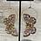 Thumbnail: 3-D butterfly earrings