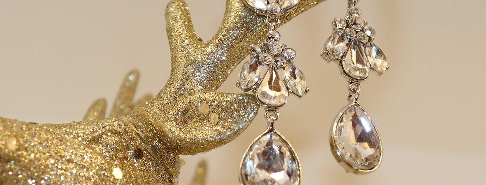 Chandelier Earrings | Pageant Jewelry | Chandelier Pageant Earrings | Prom Earri