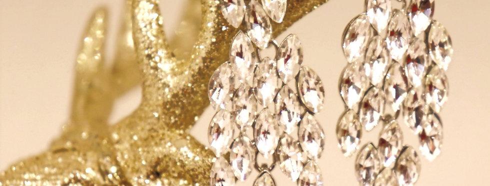 Chandelier Earrings   Pageant Jewelry   Chandelier Pageant Earrings   Prom Earri
