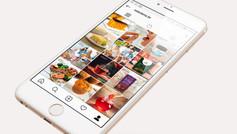 Instagram de produtos naturais