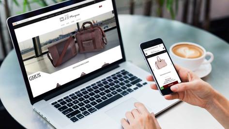 Implantação de E-commerce