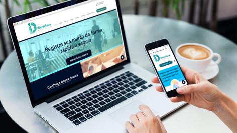 Site Institucional | identifique marcas e patentes