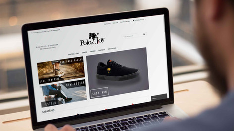 E-commerce de Calçados