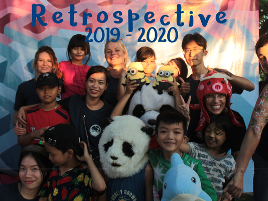 Retrospective of the year 2019 - 2020!