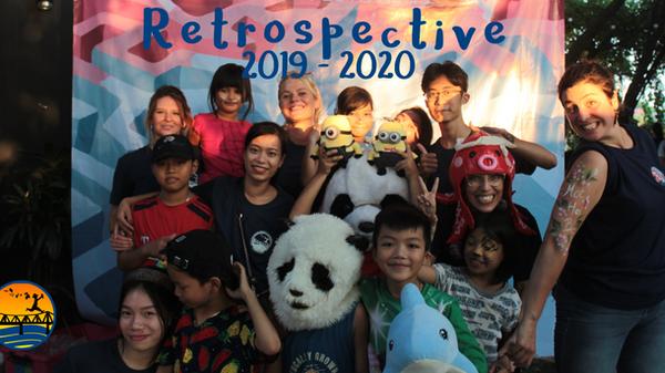Rétrospective de l'année 2019 - 2020 !
