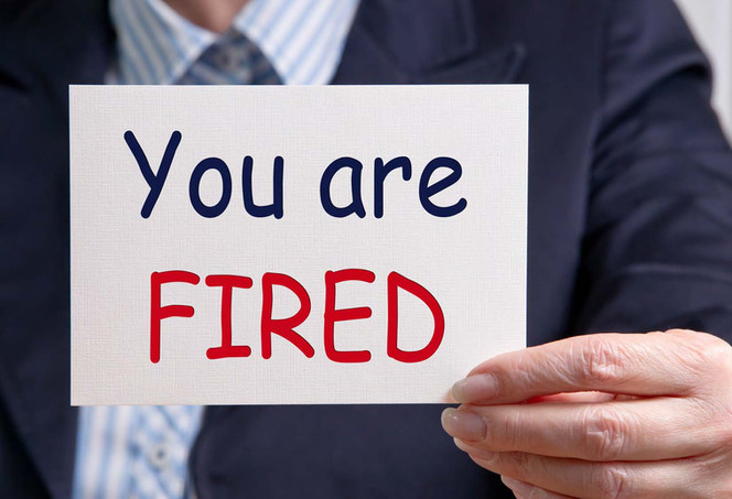 You Were Fired Because You Are Too Pretty: Really???