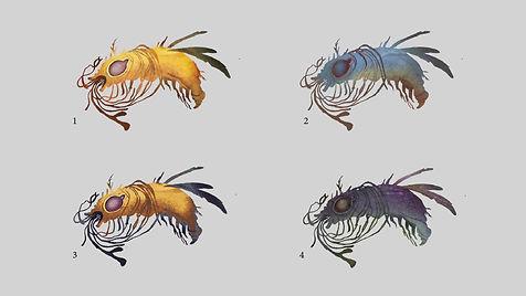 DeadCreature Color Thumbnails
