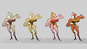 Circus Mom Thumbnails