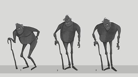 Old Character Thumbnails