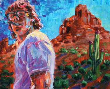 Alone in Arizona (2017)