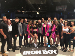 Iron Boy Match