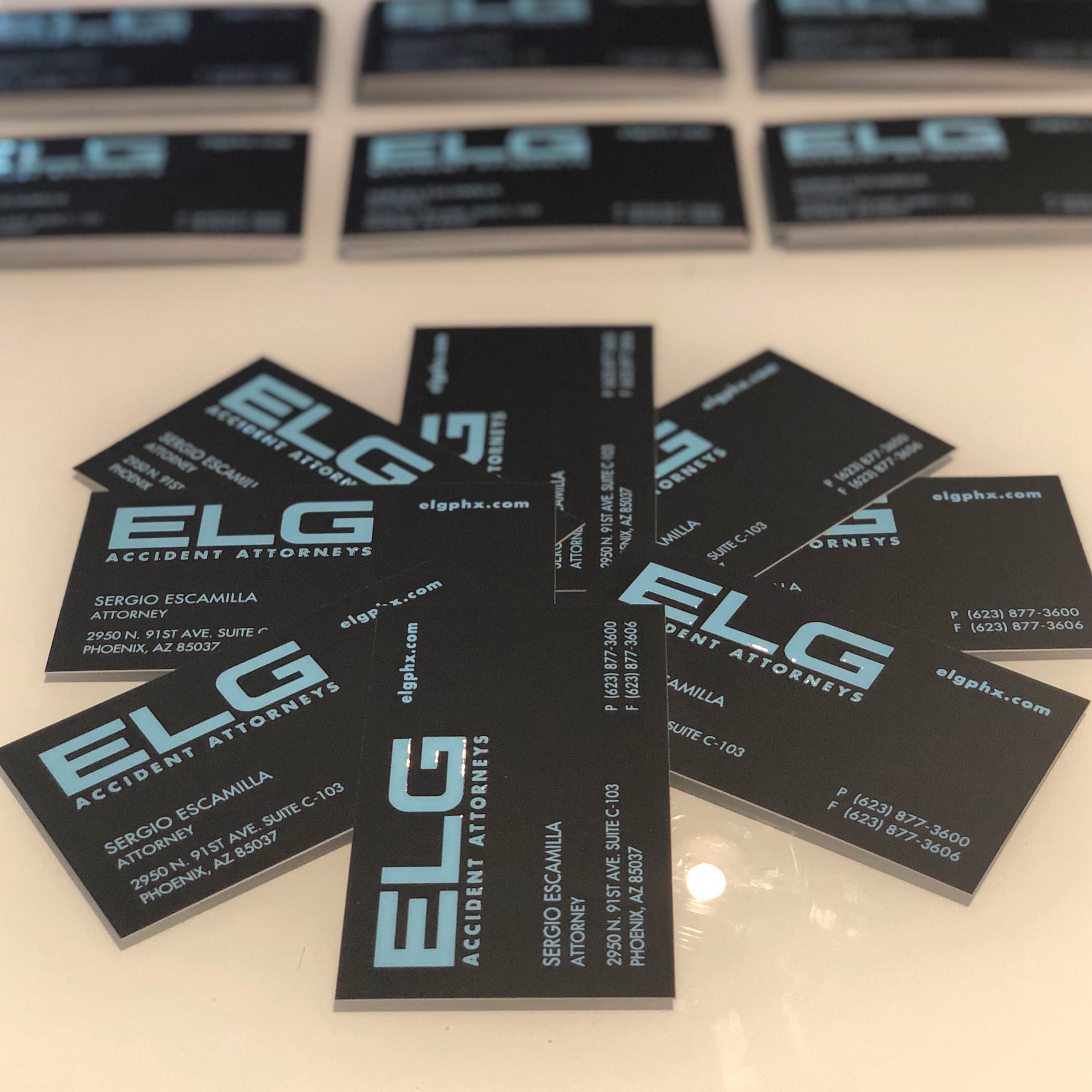 ELG Business Card