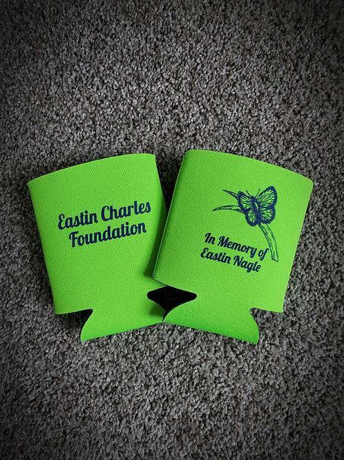 Eastin Charles Foundation Can Koozie