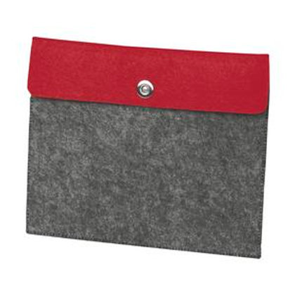 ATC Felt Tablet Sleeve - Red