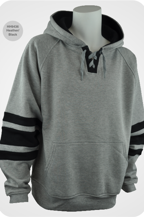 Retro Youth Hockey Hoodie