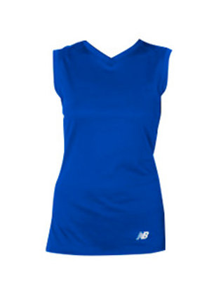 NB NDurance Ladies Work-Out Tee - royal