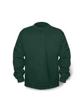 Gildan Crew Neck Fleece - forest green