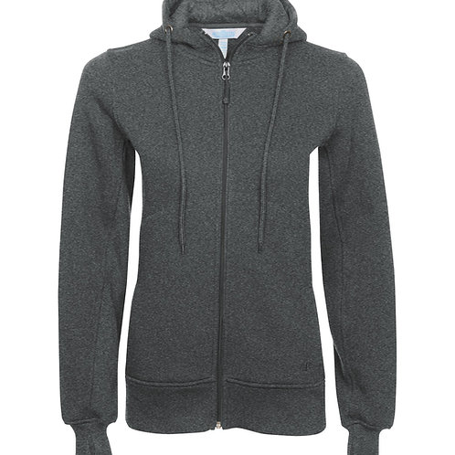 ATC Pro Fleece Full-Zip Hooded Ladies Sweatshirt