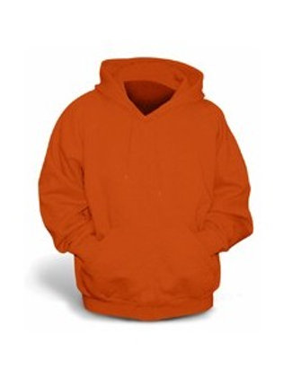Gildan Heavy Weight Unisex Hoodie - orange
