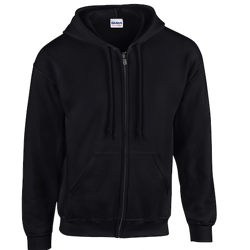 Gildan Heavy Cotton Full-Zip Hoodie