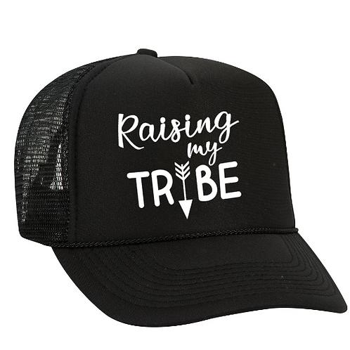 Foam Trucker Hats: Raising my TRIBE