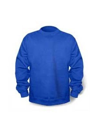 Gildan Crew Neck Fleece - royal