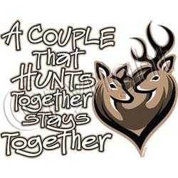 couple hunts