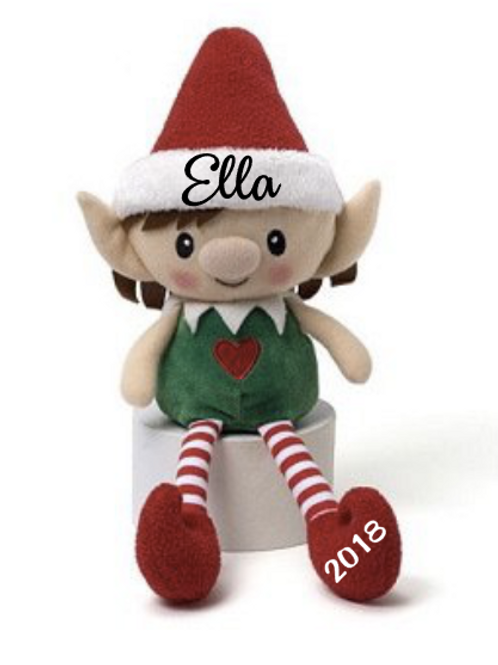 Custom Elf - red hat