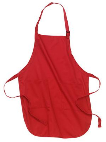 ATC Full Length Kitchen Apron with Pockets