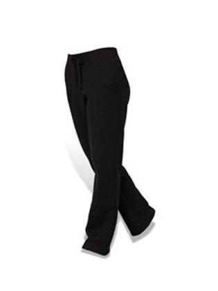 Gildan Missy Fit Open Bottom Sweatpants