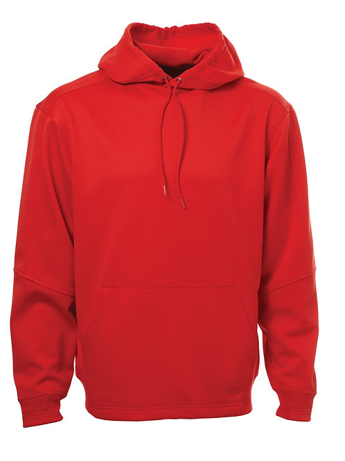 ATC PTECH® FLEECE HOODED SWEATSHIRT F220 - red