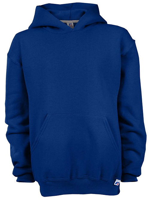 Russell Dri-Power Fleece Youth Hooded Pullover