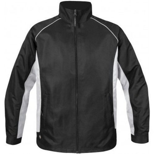 Stormtech Youth Twill Track Jacket TSX - Blck Base