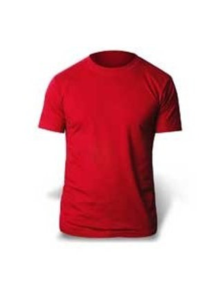 Gildan Youth Heavy Cotton Tee - red