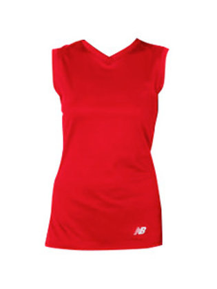 NB NDurance Ladies Work-Out Tee - red