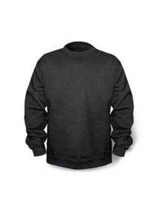 Gildan Crew Neck Fleece - black
