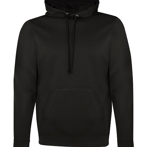 ATC GAME DAY™ FLEECE HOODED SWEATSHIRT F2005 - black