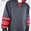 Thumbnail: Retro Youth Hockey Hoodie