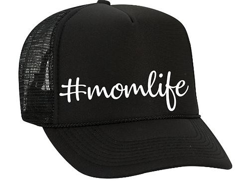 Foam Trucker Hats: #momlife