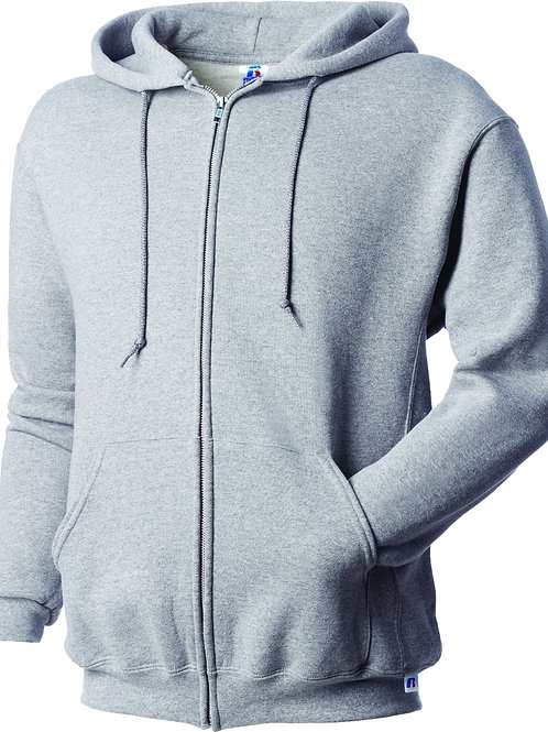 Russell Dri-Power Fleece Youth Hooded Full-Zip