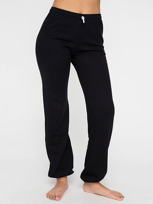American Apparel Flex Fleece Sweatpants - Black