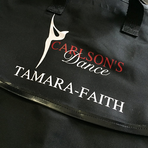 Tracker Garment Bag - Carlson's Dance