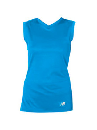 NB NDurance Ladies Work-Out Tee - sapphire