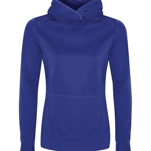 ATC Game Day Ladies Fleece Hooded Sweatshirt