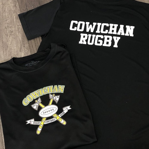 ATC Polyester Dry Fit Short Sleeve Tee - CV Rugby
